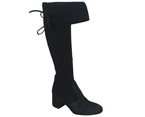 HÖGL Damen 4-10 4162 0100 Stiefel, Schwarz (Schwarz), 39 EU