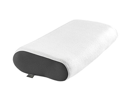 Traumnacht orthopädisches Komfort Nackenstützkissen, mit höhenverstellbaren Kern mit Memoryschaum