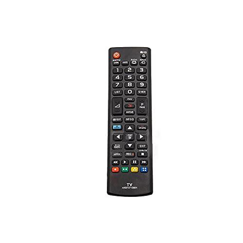 TV Control Remoto Reemplazo Inteligente Adecuado para LG AKB73715601 55LA690V LCD Televisión LED TV Inteligente