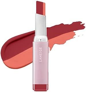 [LANEIGE] Two Tone Matte Lip Bar 2g Korea Cosmetic (#08 Rose Layering)