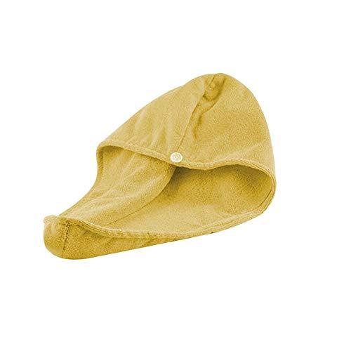 Seasons Shop Douchekap voor dames – handdoek voor haardroger met capuchon, absorberend, sneldrogend