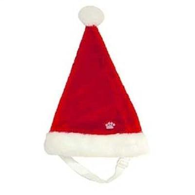Outward Hound Kyjen Dog Santa Hat