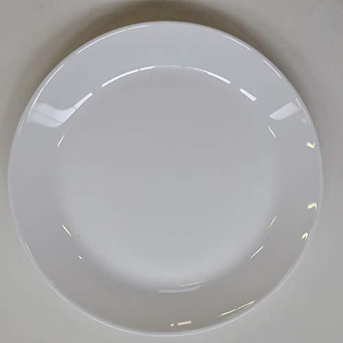 IKEA OFTAST Dessertteller in weiß; (19cm); 6 Stück