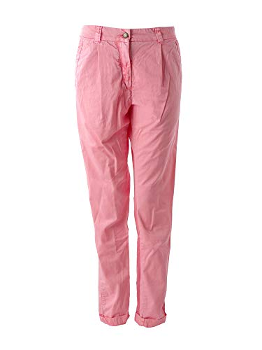Bogner ORIGINAL FIRE + Ice Chino Stoffhose Hose Helene ROSA Stickerei Fire+Ice - Helene (42)