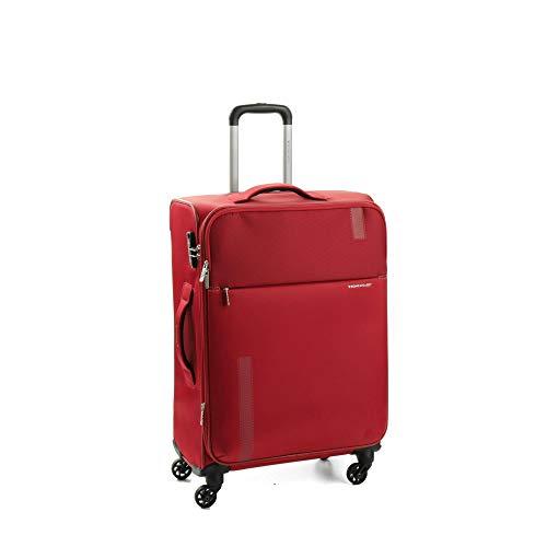 RONCATO Speed Trolley medio morbido espandibile 4 ruote tsa Rosso