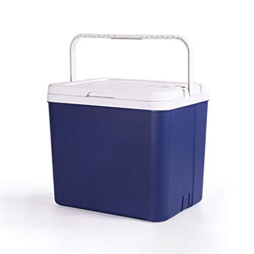to Inkubator, Selbstfahrendes Picknick Im Freien, Praktischer Handkühlschrank, Blaue Aufbewahrungsbox (Farbe : A (no Ice Board))