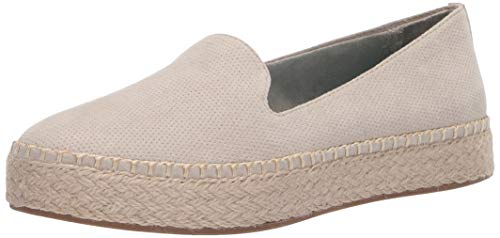 Dr. Scholl's Shoes Women's Find Me Loafer, Oyster Microfiber, 8.5 M US