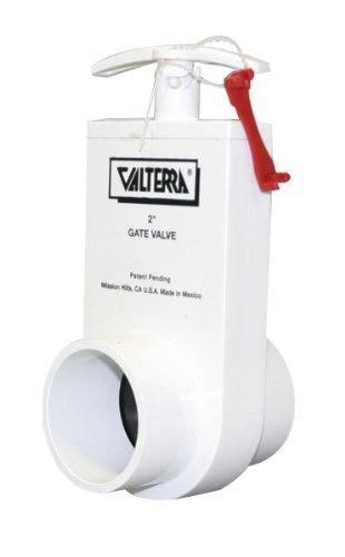 Valterra 2203X PVC Unibody Slice Gate Valve - 2 in.