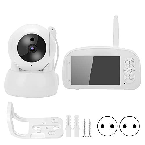 Vigilabebés con monitor de voz de 2,4 GHz para vigilar a tu bebé