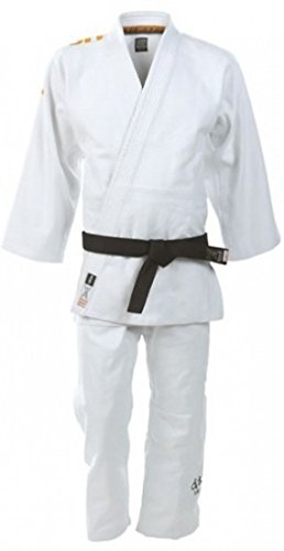 judogi gi Unisex bianco taglia 140