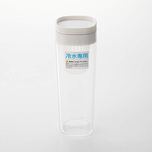 無印良品アクリル冷水筒ドアポケットタイプ/冷水専用約1L44220948