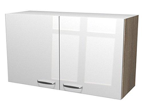 Flex Well Küche Einzelteile, Kunststoff, Transparent, 100 x 54.8 x 32 cm