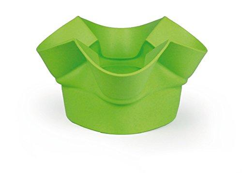 Be Ware Light Concept 91.102.85.0065 Conteneur en Silicone, Vert, 13,5 x 19,5 x 17,5 cm