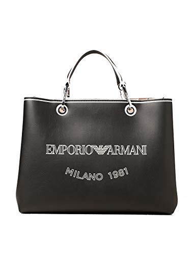 Emporio Armani Bolso Mujer Y3D202Y270E Negro