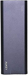 Aukey 20100mAh Quick Charge 3.0 Power Bank - Blue