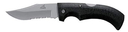 Gerber Mixte - Adulte Gator Couteau de Poche Noir Taille Unique