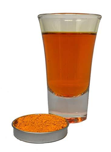 Snowy River Orange Beverage Color - Kosher All Natural Orange Drink Color and Food Color (5g Drink Color)