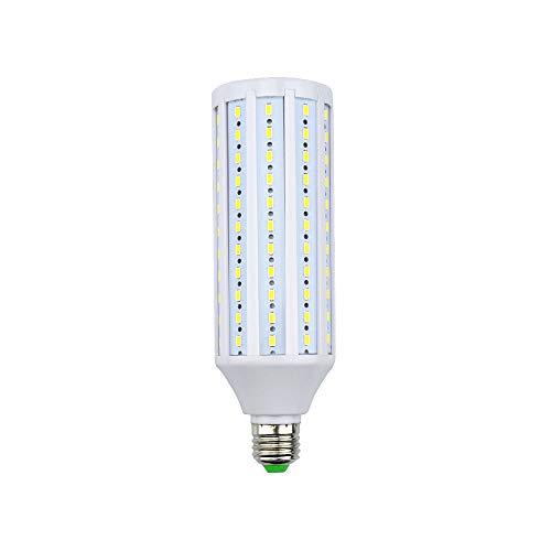 Bonlux 40W E27 LED Studio-Glühlampe 5500K Led Mais Birne für Fotografie Video-Foto-Beleuchtung Full Spectrum Schraube ES LED-Tageslichtlampe 400W Entspricht Glühbirne LED Leuchtmittel