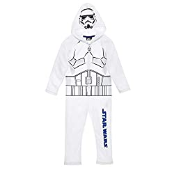 Official licensed Star Wars product Hooded Zip up front Sublimated print to the front Micro polar fleece
