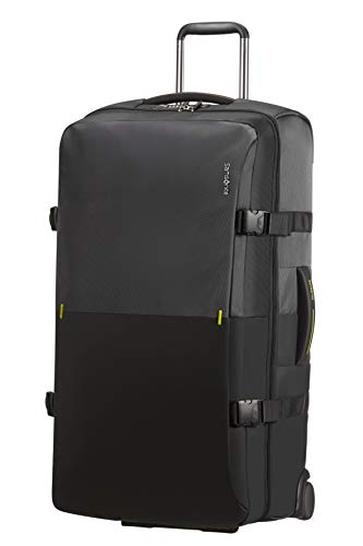 Samsonite Rythum - Travel Duffle with Wheels L, 78 cm, 115 Litre, Multicolour (Graphite)