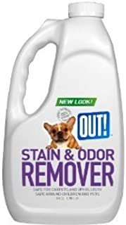 OUT Stain and Odor Remover, 64 oz