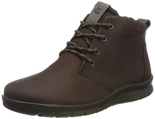 ECCO Babett Boot, Stivali Donna, Marrone (Mocha/Licorice 51653), 38 EU