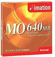 OD3-640S 3.5型MO 640MB アンフォーマット 1枚入