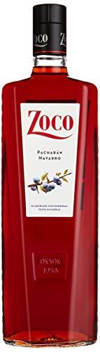 Pacharán Zoco aus Navarra, Likör aus wilden Schlehen (1 x 1 l)