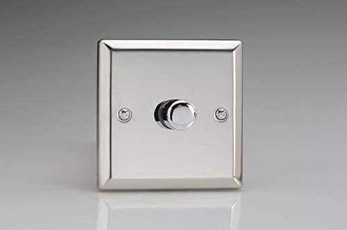 Varilight JCP401 1 x 0-120W Push-On/Off Rotary LED Dimmer...
