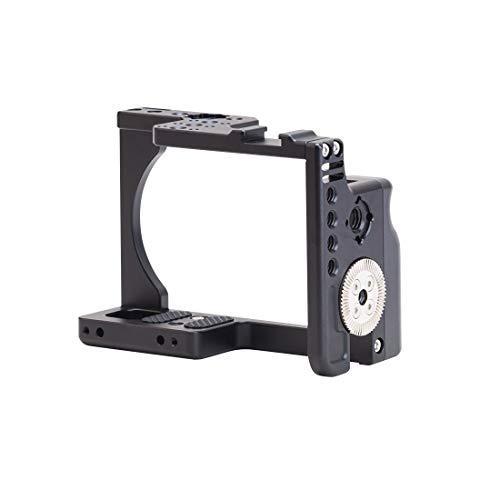 Nitze Kit de jaula para cámara Sigma FP Jaula Sigma FP con zapata fría y roseta ARRI -TP-FP