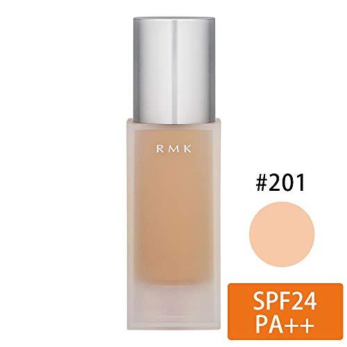 RMK - Gel Creamy Foundation SPF 24 PA++ - # 201 - 30g/1oz