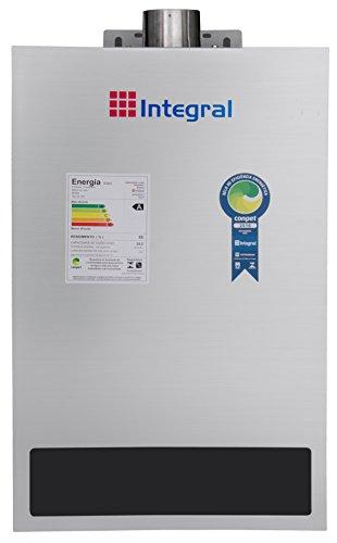 Aquecedor Gas 24L Gn, Integral, Prata