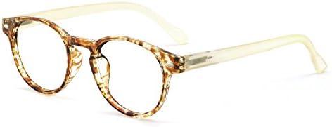 OCCI CHIARI Lightweight Designer Plastic frame Stylish Reading Glasses For Women Yellow 1 0 product image