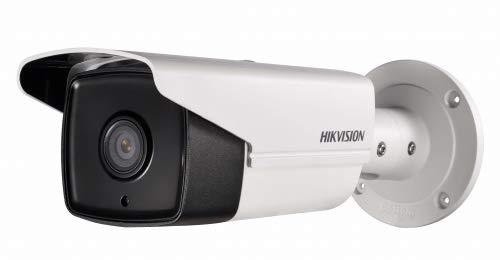 Hikvision Digital Technology DS-2CD2T55FWD-I5 Cámara de seguridad IP Bala Techo/pared 2560 x 1920 Pixeles - Cámara de vigilancia (Cámara de seguridad IP, Alámbrico, Bala, Techo/pared, Blanco, IP67)