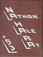 (Custom Reprint) Yearbook: 1953 Nathan Hale Ray High School - Nahara Yearbook (Moodus, CT)