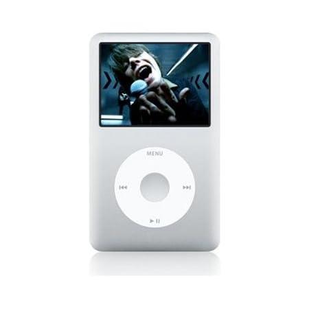 Apple iPod classic 80GB シルバー MB029J/A
