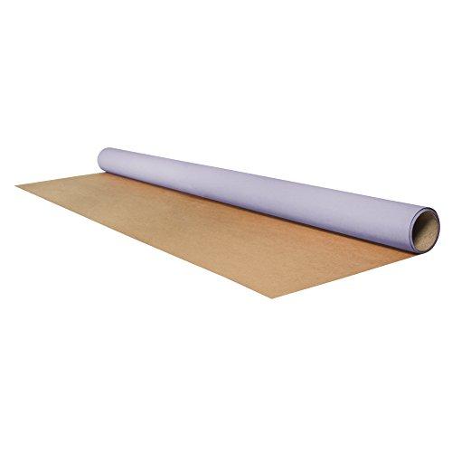 67221312 Geschenkpapier Rolle Kraft, 70x200cm, 1 seitig bedruckt, 60g/