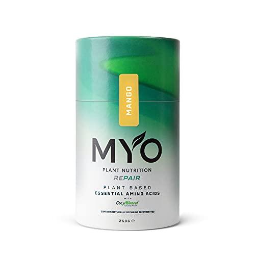MYO Plant Nutrition Essential Amino Acids Powder   250g   9 EAA Amino Acids...