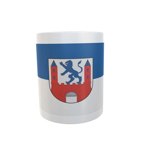 U24 Tasse Kaffeebecher Mug Cup Flagge Neustadt am Rübenberge