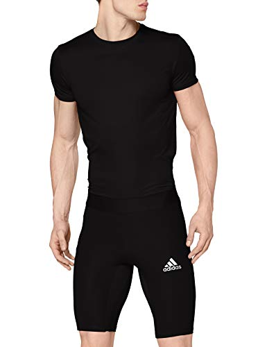 adidas Ask SPRT ST M Tights, Hombre, Black, S