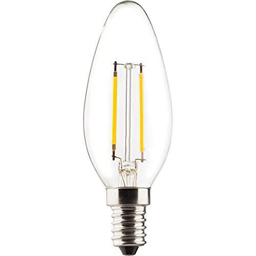 sygonix LED E14 2.5W=25W WW KERZ KL FL