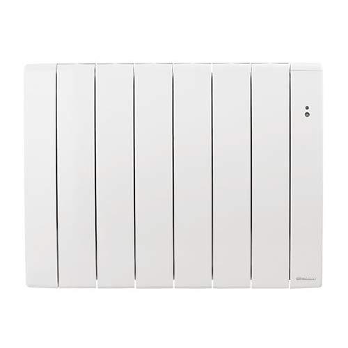 Radiateur Connecté Bilbao 3 1000W, horizontal, Blanc