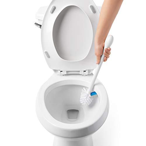 OXO Toalettborste med bra grepp med fälgrengörare
