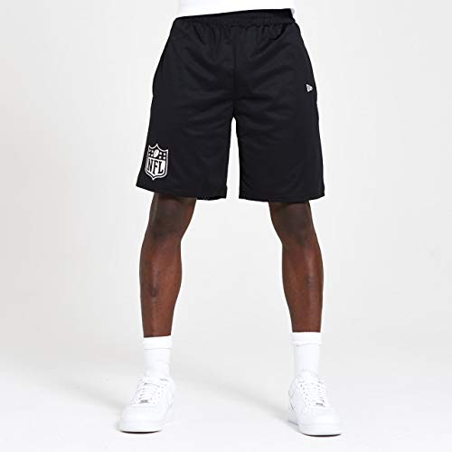 New Era NFL Jersey Short Nflgen Shorts M Schwarz