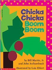 Chicka Chicka Boom Boom (Big Book)