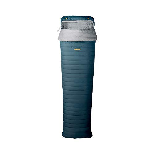 Mammut Creon MTI 3-Season Schlafsack, Dark Chill, 180 cm R