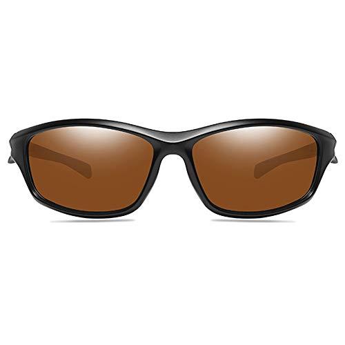 MGWA Gafas de sol a prueba de arena, para deportes al aire libre, polarizados, material de policarbonato, protección UV, UV400, gafas de sol de tenden...