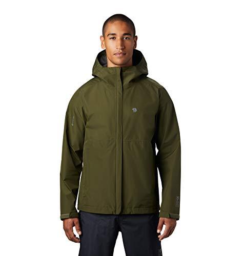 Mountain Hardwear Exposure/2 Gore-Tex Paclite Jacket Heren Better Blue 2020 functionele jas