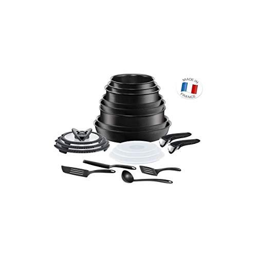 TEFAL - INGENIO PERFORMANCE - L6547802 - Juego de ollas 20 piezas