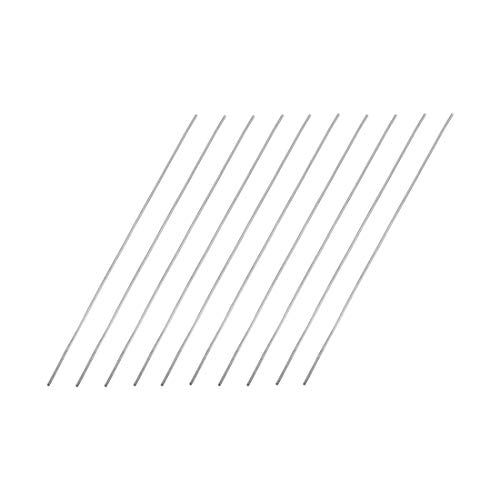 1//2 in Dia x 12 in L K /& S PRECISION METALS 87147 1//2x12 SS Rod